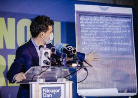 """Nicuşor Dan o compară pe Firea cu Elena Ceauşescu și arată ce ordine dă directorilor din Primărie și ce li se spune angajaților STB: """"Nu vota cu creierul, burta simte foamea!"""""""