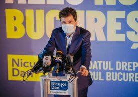 Nicuşor Dan face plângere penală și împotriva parlamentarilor PSD care l-au reclamat la DNA: Cine face plângere penală ştiind că minte este un infractor