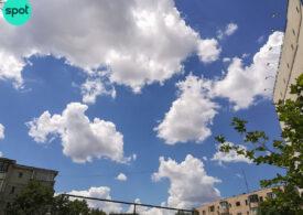 Meteo: Se opresc ploile și încep să crească temperaturile