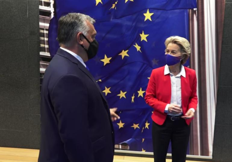 Guvernul de la Budapesta respinge condiționarea fondurilor europene de respectarea statului de drept: E un șantaj!