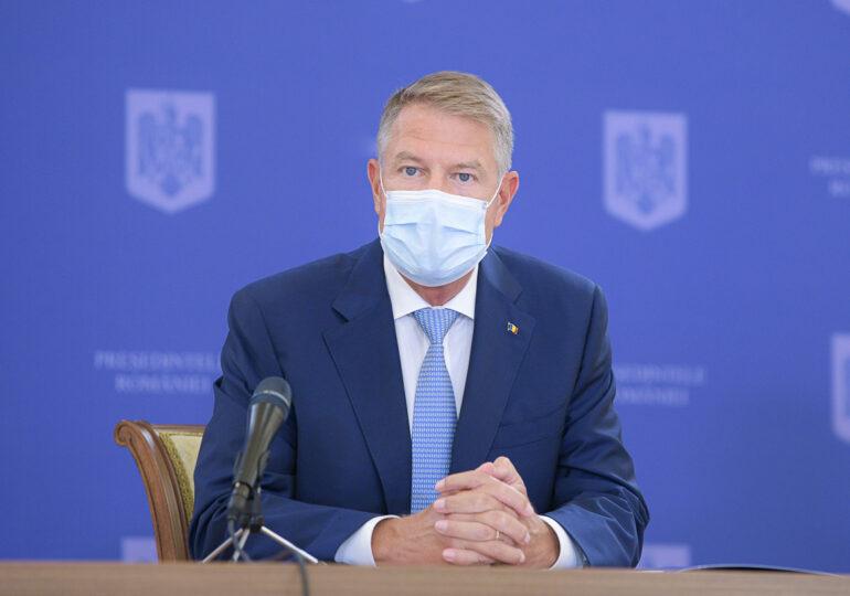 Reacția lui Iohannis după accidentul lui Bode în mașina SPP: Nu e bine să te grabești. Ministrul a fost pe banchetă