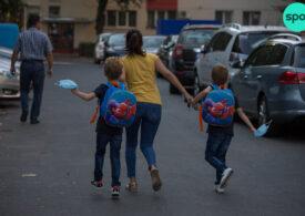 36% din cazurile de Covid înregistrate la copii au fost depistate de când a început şcoala. Iată cifrele