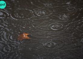 Nu scăpăm de vremea rea. ANM a emis noi coduri galbene de ploi torenţiale, vijelii și grindină, inclusiv la Bucureşti