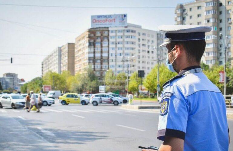 Restricţii de trafic în Bucureşti la finalul acestei săptămâni