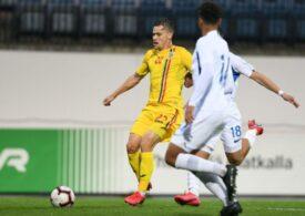 România învinge în Finlanda la debutul oficial al lui Adrian Mutu