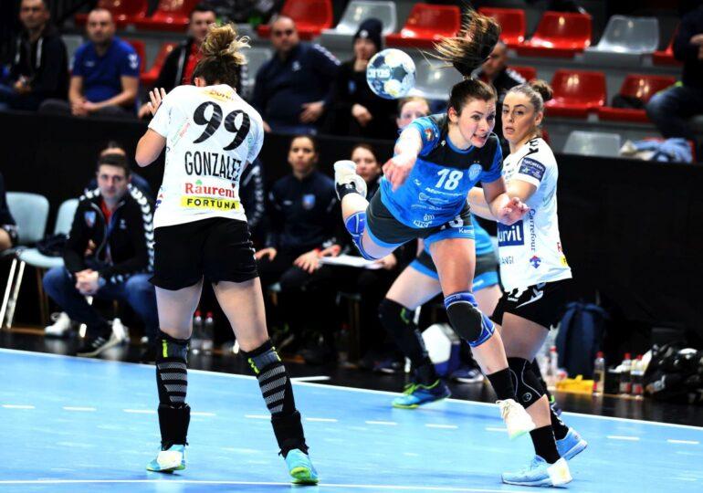 Înfrângere usturătoare pentru SCM Râmnicu Vâlcea în Liga Campionilor