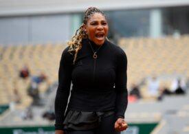 Rezultate de la Roland Garros: Iată cum s-au descurcat Serena Williams, Elina Svitolina și Petra Kvitova