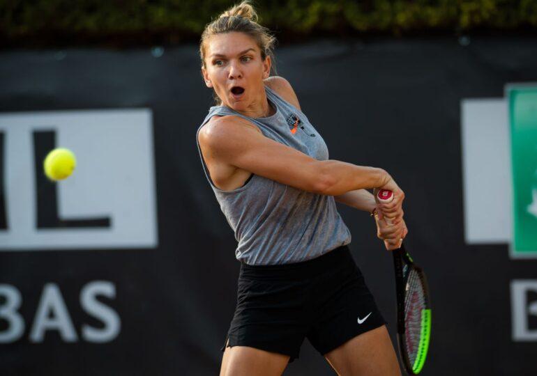 Simona Halep a avansat în optimile de finală ale turneului de la Roma