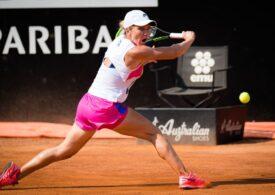 Ce spune Simona Halep despre adversara din sferturile turneului de la Roma