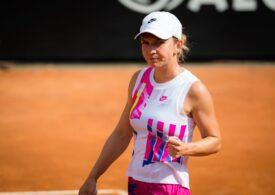 Simona Halep, despre finala turneului de la Roma