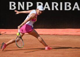 Ce scrie presa internațională după calificarea Simonei Halep în semifinalele turneului de la Roma