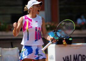 Simona Halep dezvăluie cu cine a ținut în finala de la US Open
