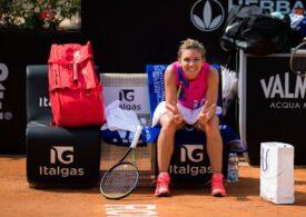 Simona Halep, în semifinale la Roma: Iată când se va disputa meciul