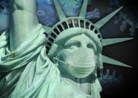 SUA au depăşit pragul de 250.000 de decese cauzate de COVID-19, înainte de Ziua Recunoştinţei