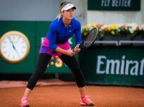 Elina Svitolina avansează cu emoții la Roland Garros