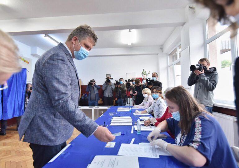 Soos Zoltan, candidat independent, a câştigat Primăria Târgu Mureş