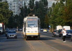 Metrou Ușor dezvăluie dezastrul șinelor din București: Cum vor circula noile tramvaie pe linii cu limită de viteză de 10km/h?
