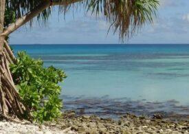 Viralul zilei: Paradisul dintr-o țară evitată de turiști
