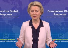 Ursula von der Leyen: Europa solidară a făcut ca medici din România să trateze pacienți din Italia. UE e alături de poporul bielorus, zonele libere de LGBT nu au ce căuta în UE