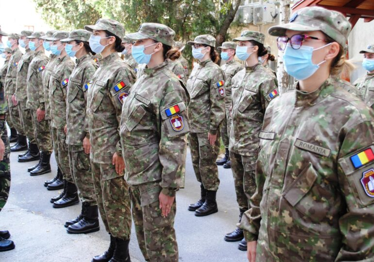 Armata trimite studenți la Medicina Militară în ajutorul  spitalelor și direcțiilor de sănătate din țară