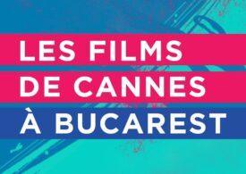 Festivalul Les Films de Cannes à Bucarest începe vineri cu proiecţii în aer liber şi online