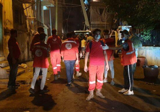 Un rezervor de combustibil a explodat într-un cartier din Beirut (Video)