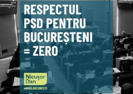 Nicușor Dan dezvăluie că validarea mandatului său a fost contestată prin zeci de cereri de apel, multe formulate de consilieri PSD
