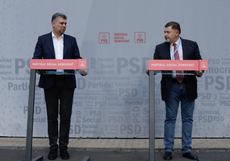 E oficial: Alexandru Rafila candidează pe lista PSD la Camera Deputaților