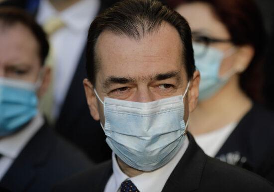 Se relaxeaza restricțiile pentru mască. Orban anunță când putem să nu o purtăm și de ce ar putea fi impusă carantina noaptea