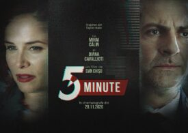 5 Minute, în regia lui Dan Chișu, lansat oficial pe 20 noiembrie (trailer)
