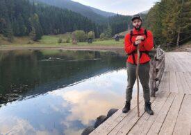 Antreprenorul care a traversat Bucovina pe jos: Natura îmi redă claritatea. Se poate și în România să ai un traseu de talia El Camino
