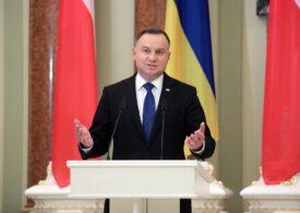 Preşedintele Poloniei are Covid