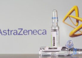 Un voluntar într-un test clinic al unui vaccin produs de AstraZeneca pentru COVID-19 a murit în Brazilia