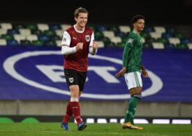 Austria învinge în Irlanda de Nord și România mai coboară un loc în Nations League. Iată clasamentul grupei și programul rundei viitoare