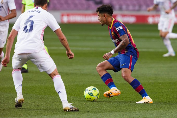 Cum explică antrenorul Barcelonei înfrângerea categorică din El Clasico în fața Realului