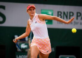 Irina Begu a fost învinsă la Ostrava după un duel aprig cu Coco Gauff
