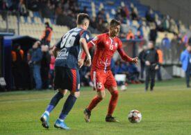 Liga 1: Chindia face surpriza acasă la FC Botoșani
