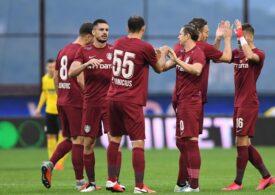 CFR Cluj e bună de plată: A pierdut litigiul cu un jucător de la Dinamo