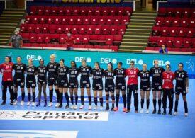 Victorie mare pentru CSM București în compania lui Ferencvaros