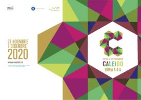 Caleido, festival multicultural de arte interpretative: 20 de spectacole, online, 27 noiembrie - 1 decembrie