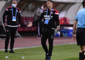 Ce spune Cosmin Contra după eșecul lui Dinamo în derbiul cu FCSB și cum califică arbitrajul lui Radu Petrescu