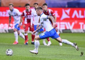 Reacție dură a lui Mihai Stoica după penaltiul primit de Craiova în derbiul cu Dinamo din Liga 1