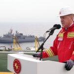 Erdogan anunță că zăcământul de gaze descoperit de Turcia în Marea Neagră e mult mai mare decât s-a crezut inițial