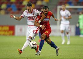 Liga 1: FCSB o învinge pe Dinamo după un derbi de poveste, cu două penaltiuri și două eliminări