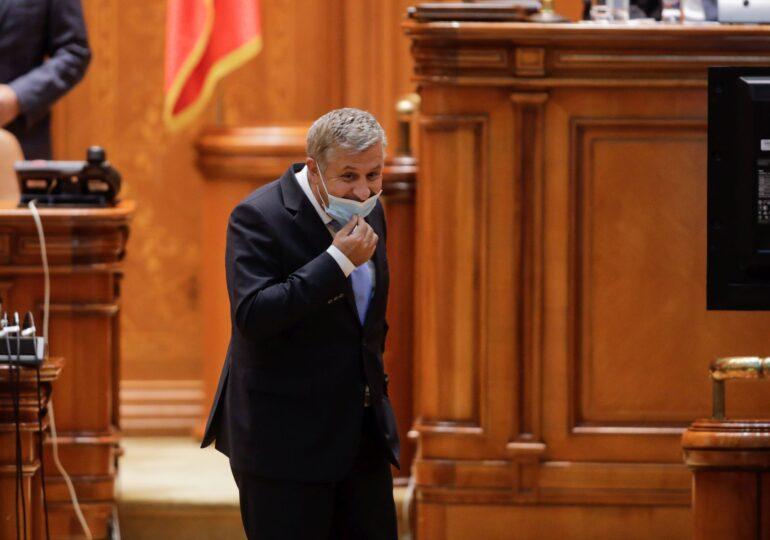 Florin Iordache e noul șef al Consiliului Legislativ, o funcţie crucială şi cu mandat pe viaţă - UPDATE