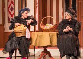 """Spectacolul """"Gaiţele"""" se joacă din nou în aer liber, pe 18 octombrie, la Grădina de Vară Herăstrău"""