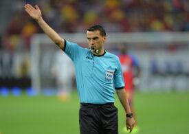 Ovidiu Hațegan îl va arbitra din nou pe Mircea Lucescu în Liga Campionilor