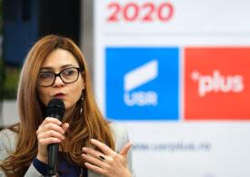 Florina Presadă și-a dat demisia din USR