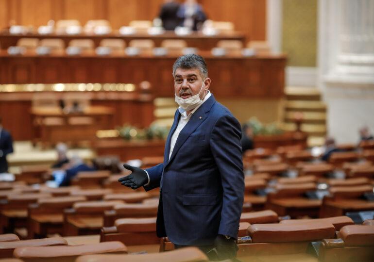 Iohannis nu-l ratează pe Ciolacu: Cât poate fi de greu şi pentru un PSD-ist să-şi pună o mască, dacă aşa este regula pentru toată lumea?