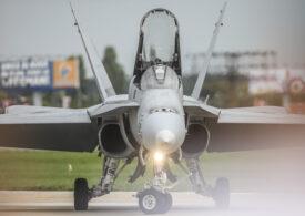 România a primit încă două avioane F-16 din Portugalia. La anul vor fi 17 și vor intra toate la modernizare